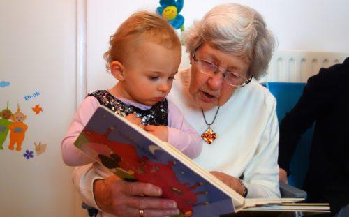 idee festa per la nonna