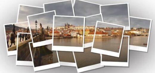 portafoto collage fotografico da appendere